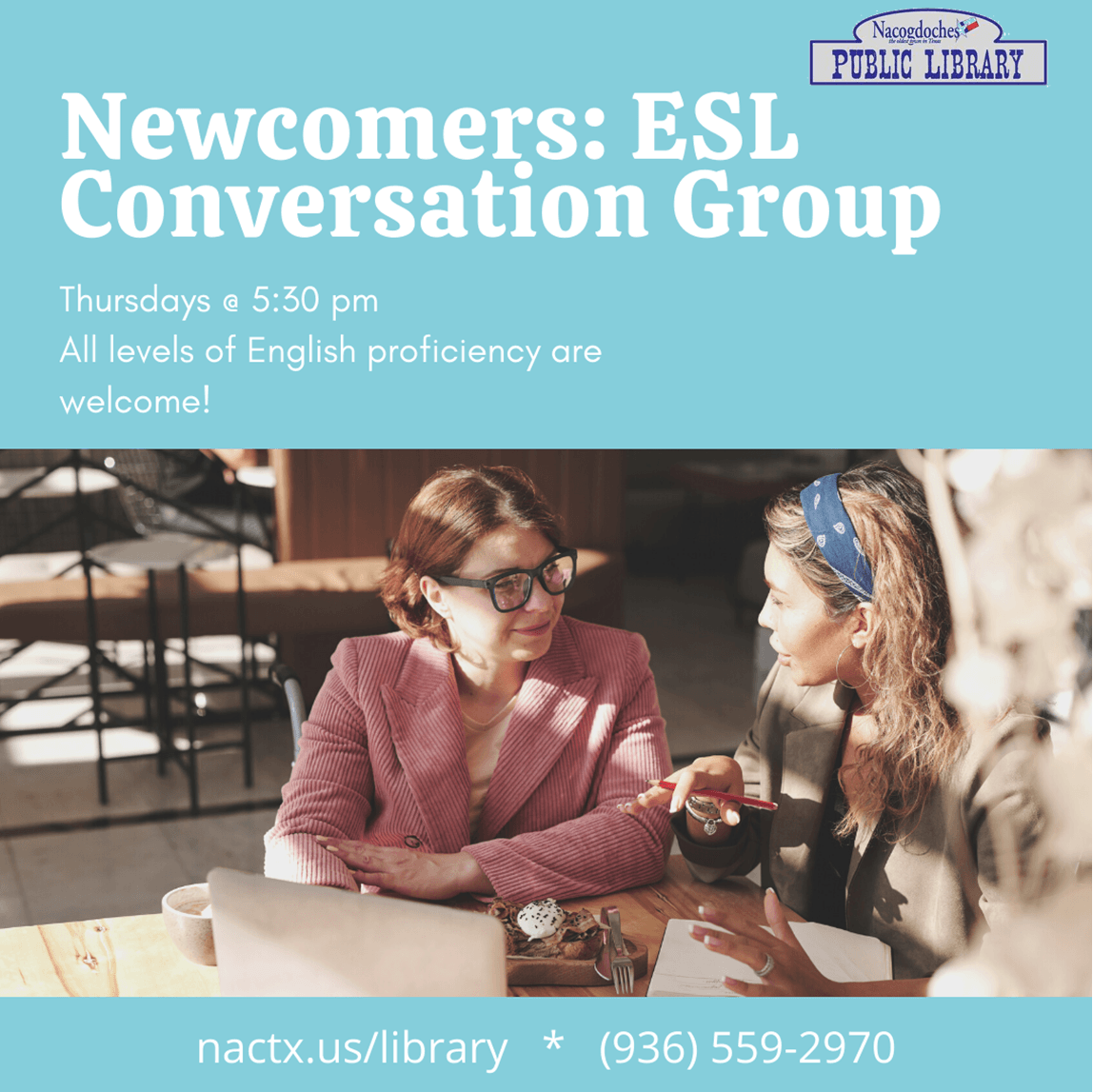 newcomers esl- nov 2020