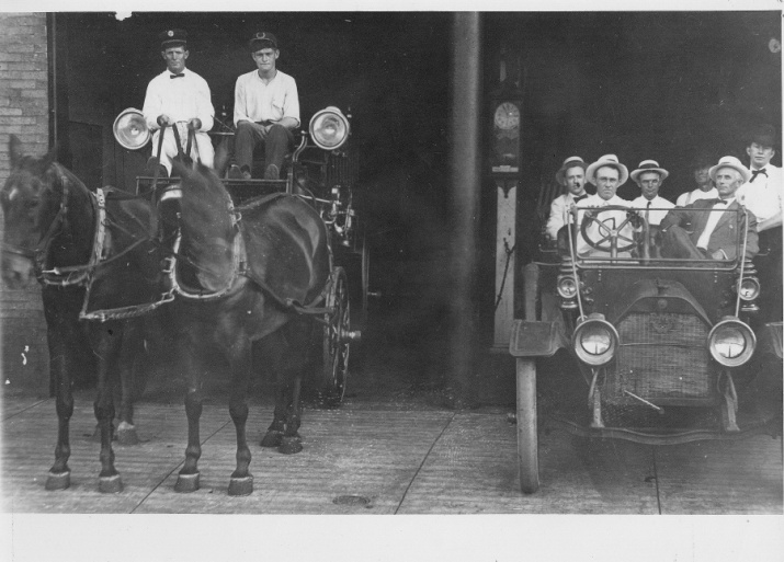 Photo of Historic Fire Engine